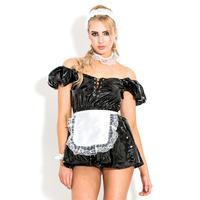 PVC Maids Dress