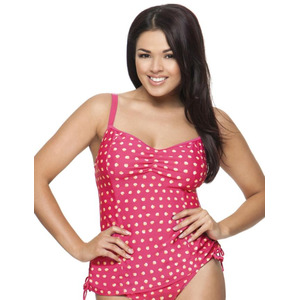 Curvy Kate Seashell Underwired Tankini Top