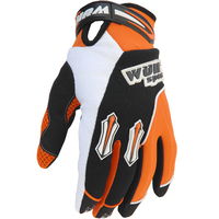 Kids Clothing & Protection Wulfsport Stratos Gloves Orange