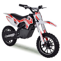 FunBikes MXR 61cm Red Electric Kids Mini Dirt Bike