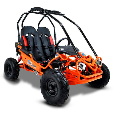 FunBikes Shark RV50 156cc Orange Mini Off Road Buggy