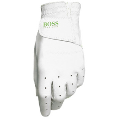 Hugo Boss Golf Glove Garmin 4 White SP17