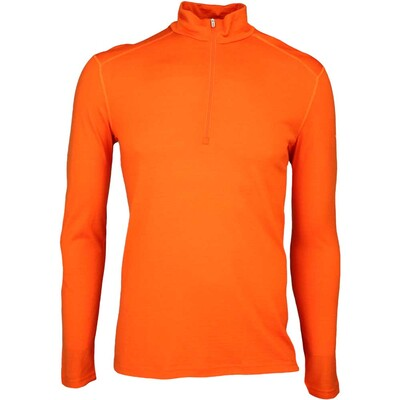 Icebreaker Oasis Half Zip Merino Golf Base Layer Spark AW15