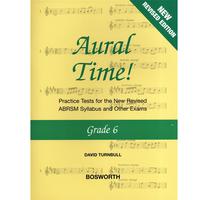 Aural Time Grade 6 (Turnbull)