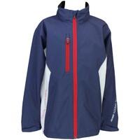 Galvin Green Junior Waterproof Golf Jacket - Richie Indigo
