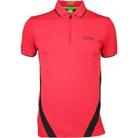 Hugo Boss Golf Shirt – Perret Pro Barbados Cherry PF16