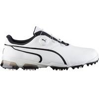 Puma Golf Shoes - TitanTour Ignite Disc - White - Black 2017