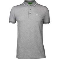 Hugo Boss Golf Shirt - Paule Pro - Grey Melange SP17