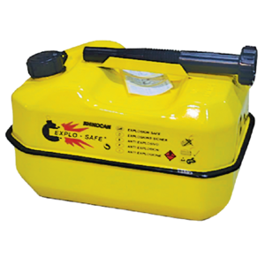 10 Litre Explo Safe Steel Fuel Container