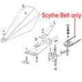 Click to view product details and reviews for Al Ko Bm5001 Scythe Mower Belt 401478.