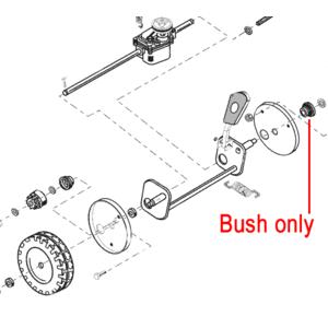 Al Ko Rear Axle Wheel Bush 530375