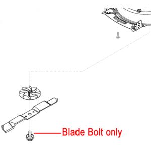 Al Ko Lawnmower Blade Bolt 474718