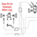 Click to view product details and reviews for John Deere Hydraulic Motor Seal Kit Epc204698.