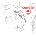 Click to view product details and reviews for Mitox Grass Guard Upper Mi14005060010.