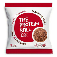 The Protein Ball Company Goji & Coconut Protein Balls 45g - Pack of 10