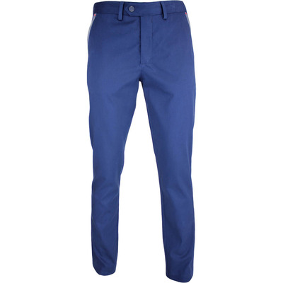 Ted Baker Golf Trousers - WR Chino Pant - Navy SS17