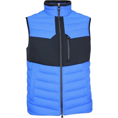 Hugo Boss Golf Gilet Vusano Victoria Blue PF17