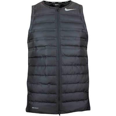 Nike Golf Gilet - Aeroloft Vest - Black AW17