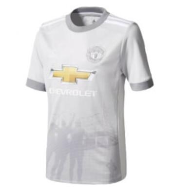 adidas Manchester United Mens SS Third Shirt 2017 18  14bd17d71