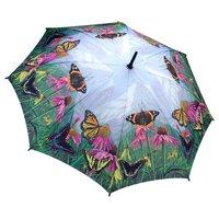 New Butterfly Mountain Folding Umbrella