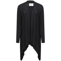 A Postcard From Brighton Womens Fable Waterfall Cardigan - Black