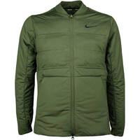 Nike Golf Jacket - Aeroloft FZ - Olive Canvas AW18
