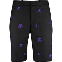 G/FORE Golf Shorts - Killer T's Tech Chino - Onyx AW18
