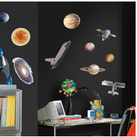 Space Theme Wall Stickers