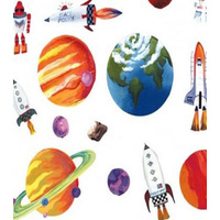 Outer Space, 35 Wall Stickers