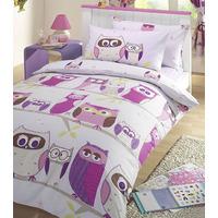 Hoot Owl Double Duvet