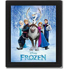 Disney Frozen Framed 3D Picture, 26 x 20 cm