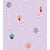 Disney Frozen Wallpaper - Lilac