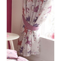 Unicorns and Stars Curtains 72s