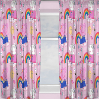 Peppa Pig Curtains 72s - Hooray