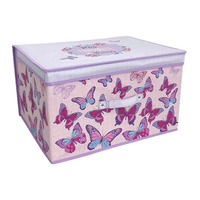Butterfly, Jumbo Storage Box