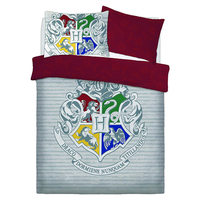 Harry Potter Double Duvet - Witchcraft and Wizardy