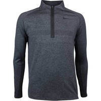 Nike Golf Pullover - NK Dry Knit Statement - Black AW19