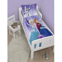 Disney Frozen Toddler Bedding - Transparent
