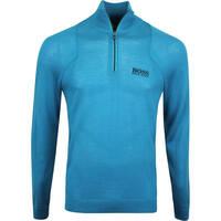 BOSS Golf Jumper - Zon Pro - Lyons Blue FA19