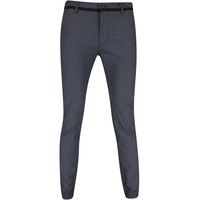 BOSS Golf Trousers - Rogan 3-3 Cuffed Jogger - Black Heather FA19