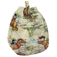 Thelwell Horse Bean Bag