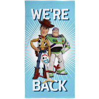 Toy Story 4 Towel - We are Back