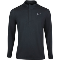 Nike Golf Pullover - NK Dry Victory HZ - Black SS20