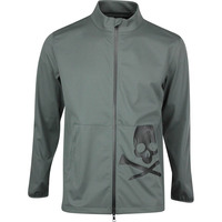 G/FORE Golf Jacket - Dry Tex Soft Shell - Charcoal SS20