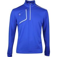 Galvin Green Golf Pullover - Dwight Insula - Surf Blue SS20