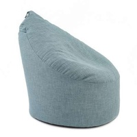 Blue Bean Chair Adult Size Lounger