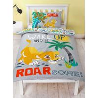 Lion King Roarsome Single Duvet