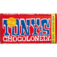 Tony's Chocolonely 32% Milk Chocolate 180g