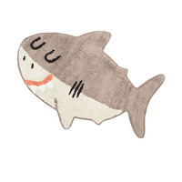 Shelby Shark Rug 72 x 53 cm