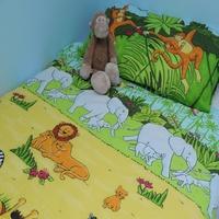 Cheeky Monkey Single Bedding